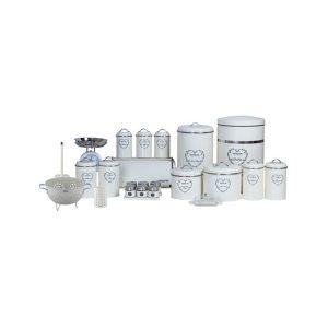 سرویس آشپزخانه 26 تکه سفید